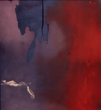 sleeping beauty by helen frankenthaler