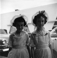 florida (two girls) by vivian maier