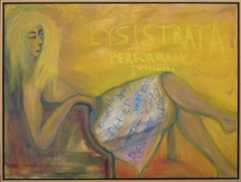 lysistrata by lawrence ferlinghetti