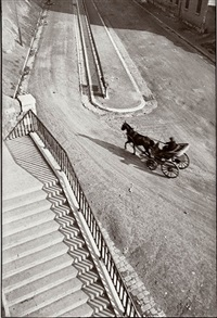 marseilles, france by henri cartier-bresson