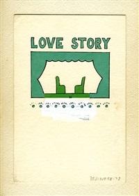 untitled (love story) by joe brainard