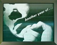 untitled (another year) by barbara kruger
