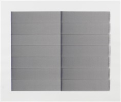 untitled (2 x 7) by tom chamberlain