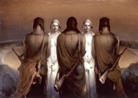 untitled by odd nerdrum