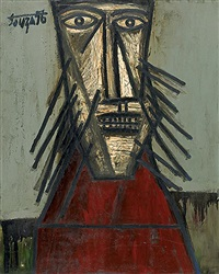head by francis newton souza