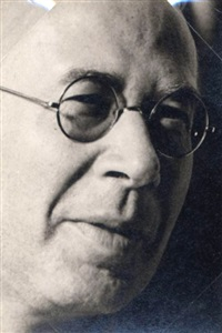 henry miller (from the estate of juliet & man ray) by man ray