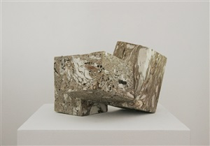 floating cube by fernando casasempere