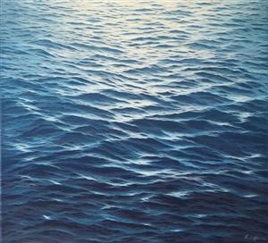 shades of blue ll by carolin wehrmann