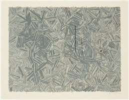 the dutch wives by jasper johns