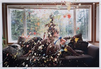 splatter paint by sarah anne johnson