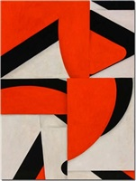 post dogmatist painting 441 by cecil touchon