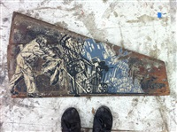 street sweeper by swoon