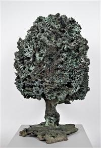 untitled (welded tree form) by harry bertoia