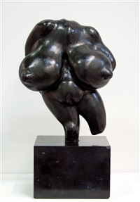 untitled (torso) by gaston lachaise