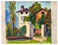 haus im tessin / house in ticino by hermann hesse