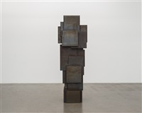 console ii by antony gormley