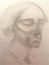 head by elisabeth frink