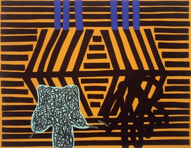 expo chicago, the international exposition of contemporary modern art by jonathan lasker