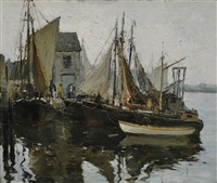 inner harbor by anthony thieme