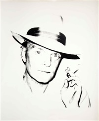 truman capote fs iic.46 by andy warhol