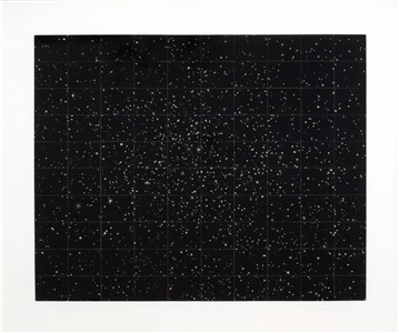 expo chicago, the international exposition of contemporary modern art by vija celmins