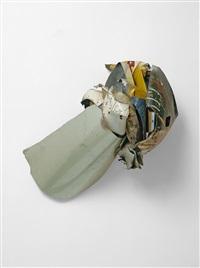 silver plait by john chamberlain