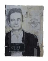 johnny cash by louis boudreault