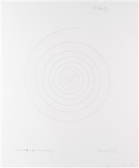 how to disappear completely (in a spin, the action of the world on things vol. 2) by damien hirst
