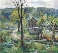 topstone farm by charles reiffel