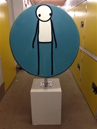 is anybody out there? by stik