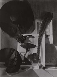 trompe l'oeil, paris, 1938 by horst p. horst