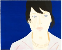 untitled by alex katz
