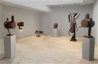 installation view by richard stankiewicz