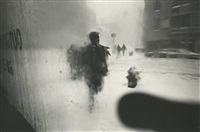 snow by saul leiter