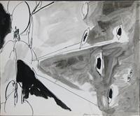 untitled ( gd139 ) by gene davis
