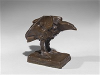 eagle 1971 5/9 by elisabeth frink