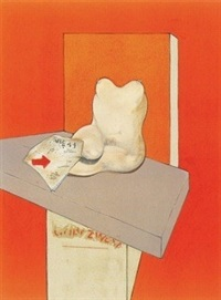 untitled by francis bacon