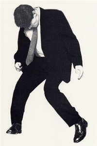 james by robert longo