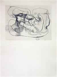 main et silex by le corbusier