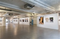 installation view by martin parr
