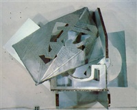 blyvoors (from the south african mine series) by frank stella