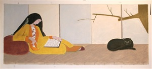 aurora by will barnet