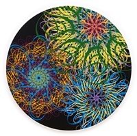 black hole (dark energy, black) by ryan mcginness