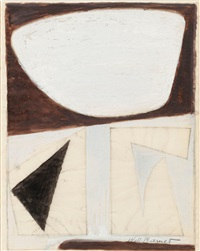abstract by will barnet
