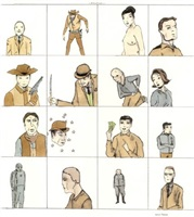 sixteen squares by marcel dzama