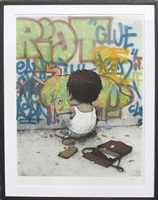 i have chalks by dran