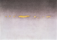 eleven pieces of cheese by ed ruscha