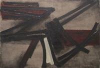 peinture by pierre soulages