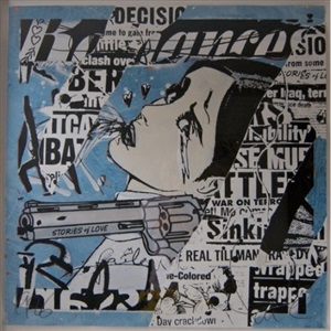 stories of love in blue by faile