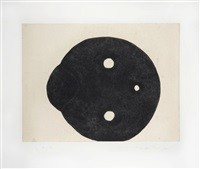 untitled, lp 2 by martin puryear